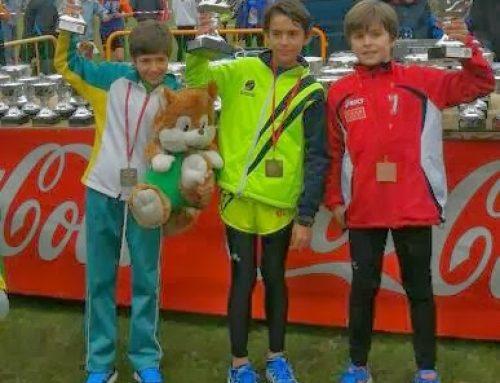 XXX Cto de Madrid de Menores, Cto de Madrid Individual de Atletas Veteranos y XXVIII Trofeo de Cross Collado Villalba.
