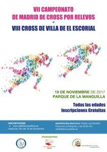 Campeonato de Madrid de Cross de Relevos y Cross de El Escorial