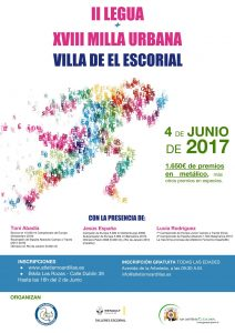 Cartel Milla El Escorial 2017 (Final)