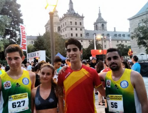 Rock & Run El Escorial