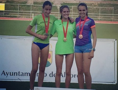 Natalia Ruiz Lara se proclama Subcampeona de Madrid 1000 metros lisos