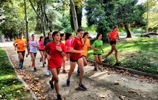 Atletismo El Escorial