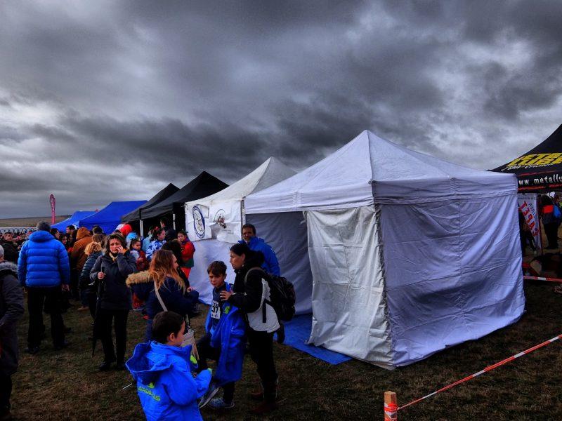 Campamento Base Ardillas Cross Atapuerca 2018