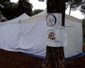 Campamento Ardillas