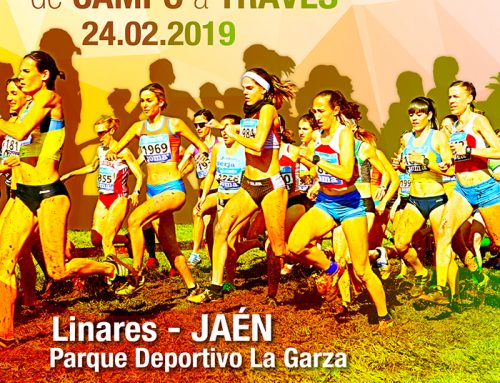 LIV CAMPEONATO DE ESPAÑA DE CAMPO A TRAVÉS POR CLUBES EN LINARES (JAÉN)