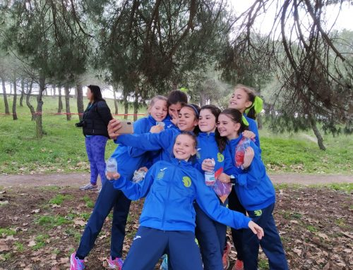 XXXVI CTO DE MADRID DE CROSS MENORES